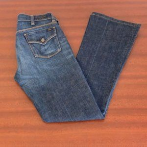 Citizens of humanity medium rise flare jeans